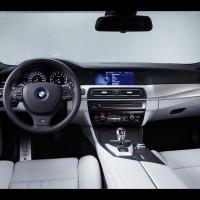 2012 BMW M5 Dashboard 200x200 BMW M5