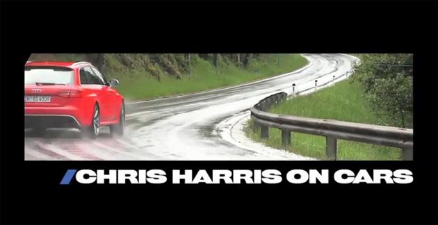 chris harris rs4 Chris Harris: a história da RS4