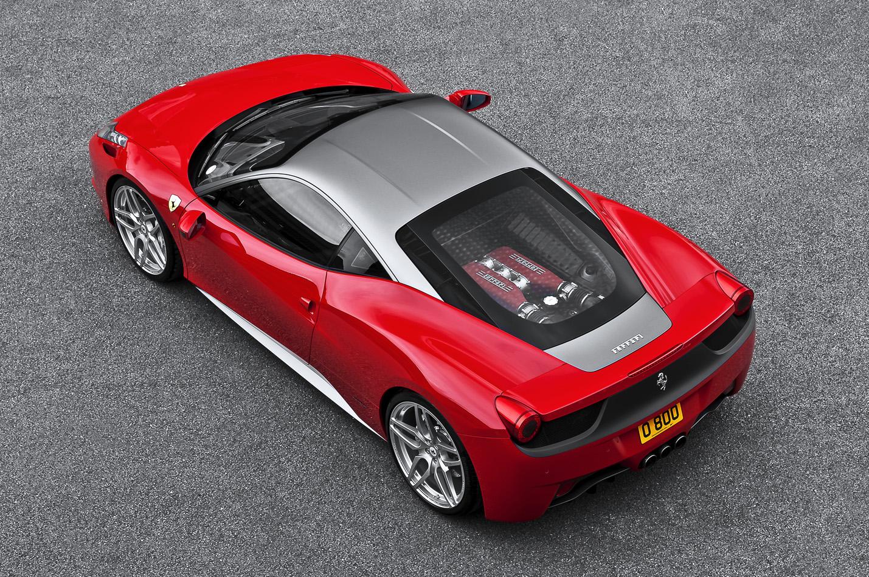 ferrari 458 italia kahn desing 2 Ferrari 458 Italia Coupe Kahn Design