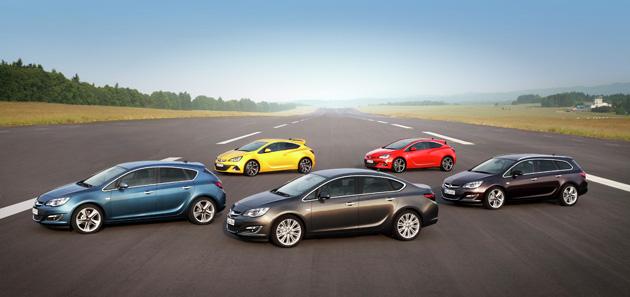 gama opel astra Opel Astra renova design
