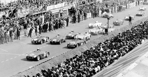 le mans race 1955 Breve história: 24 horas de Le Mans