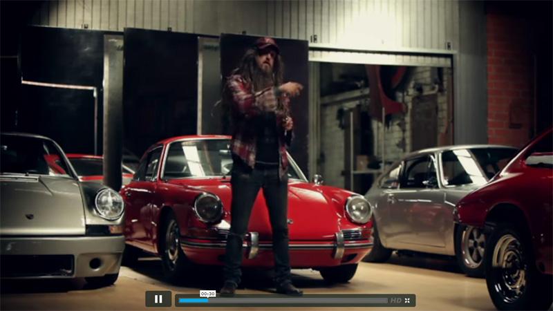 magnus walker Magnus Walker, o mais dedicado coleccionador de Porsche 911