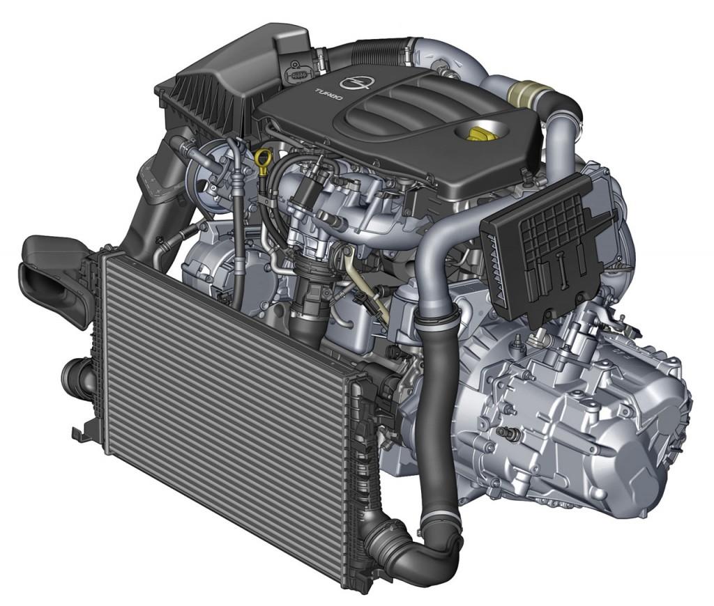 motor opel 1024x870 Motor do novo Astra OPC é recordista em binário
