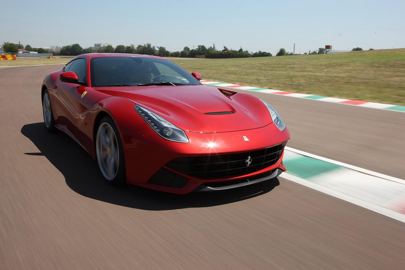 Ferrari F12berlinetta 7 Ferrari F12 berlinetta