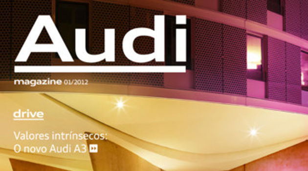 audi magazine Audi Magazine para iPad