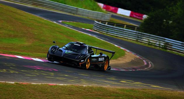 Circuito Zonda : Nürburgring