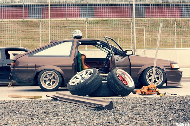 toyota trueno enthusiast Toyota AE86