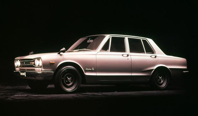 1969 PGC10 Nissan Skyline GT R