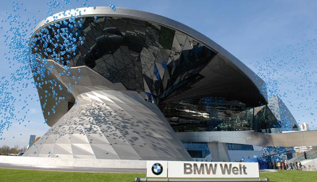 bmw welt BMW Welt