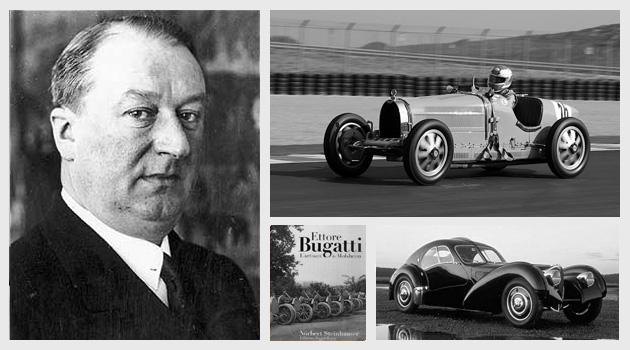 ettore bugatti Ettore Bugatti