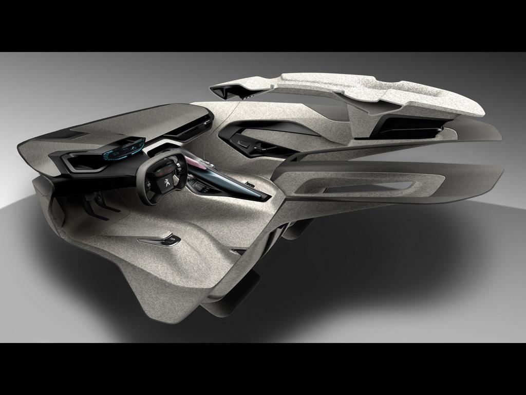 2012 peugeot onyx concept interior 1 630x472 pictures