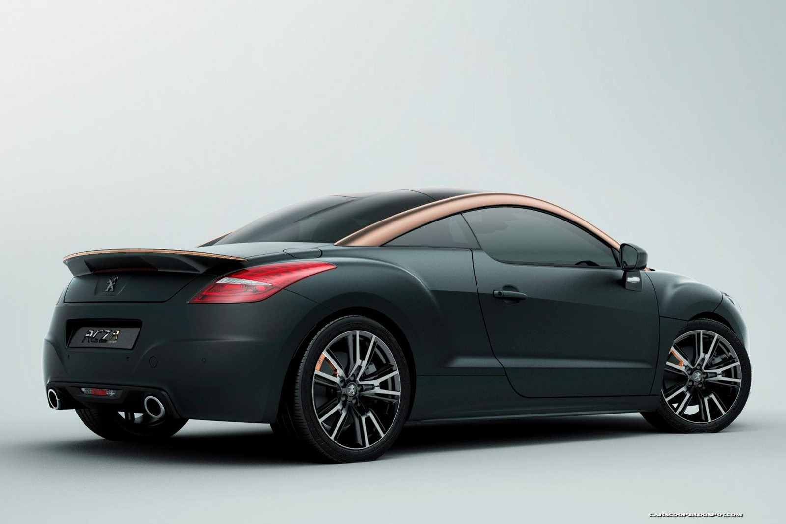 fotografia de 2013 peugeot rcz r 5 autoblog. Black Bedroom Furniture Sets. Home Design Ideas