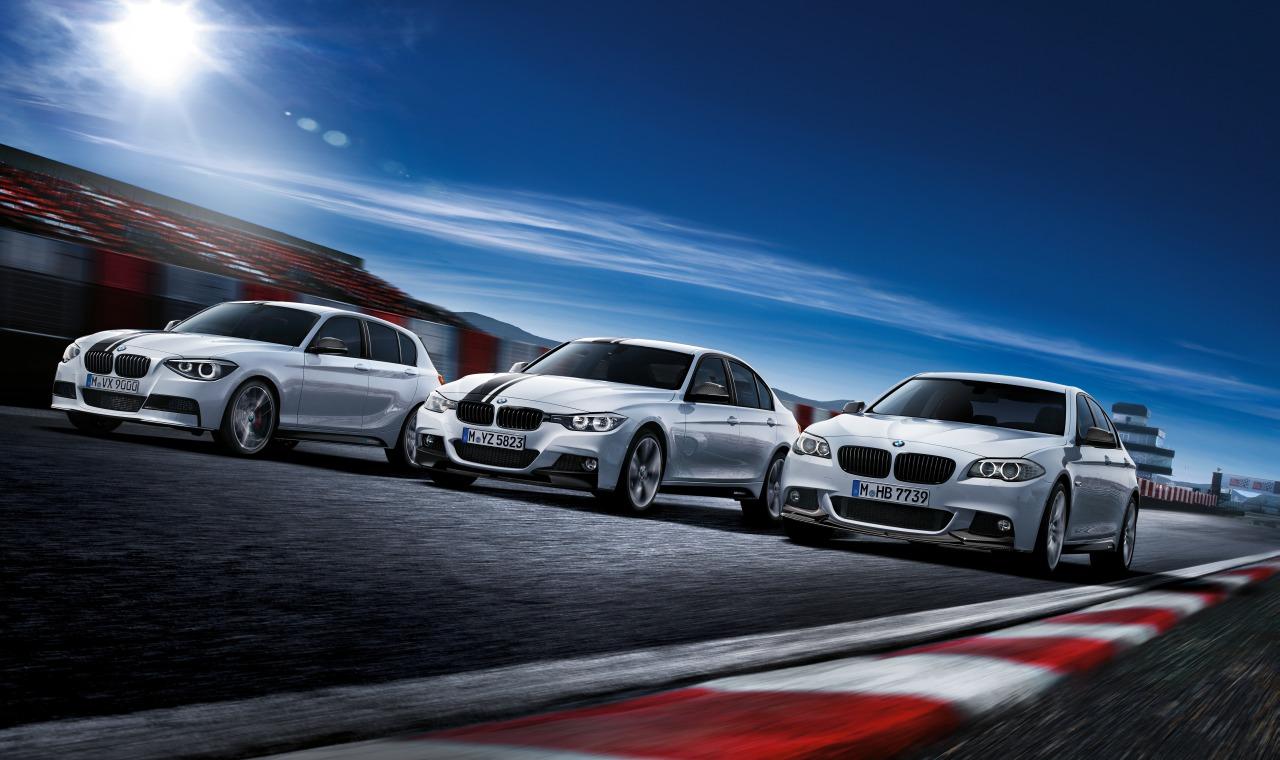 BMW M Performance x20d 04 Kit M Performance para BMW