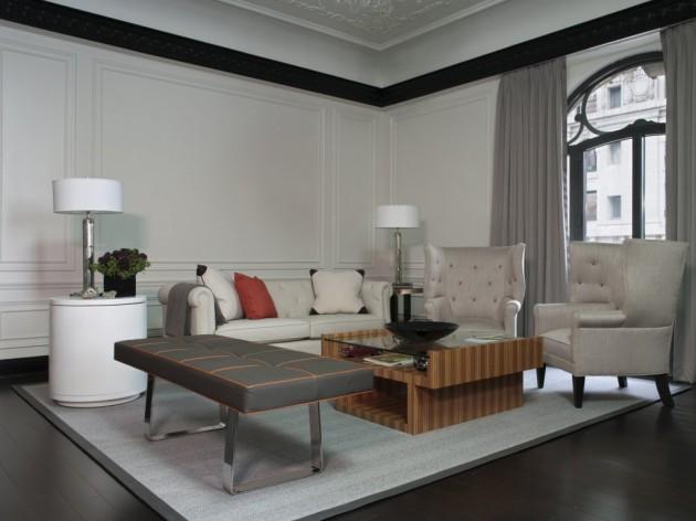 bentley suite st regis hotel new york city 1 630x472 Suite Bentley do hotel St Regis em Nova Iorque