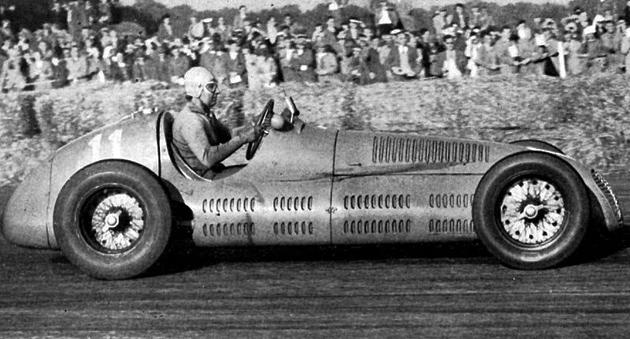 Alberto Ascari Maserati 4clt Alberto Ascari