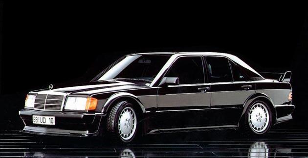 Mercedes 190e 2 3 16 Amp 2 5 16 Cosworth
