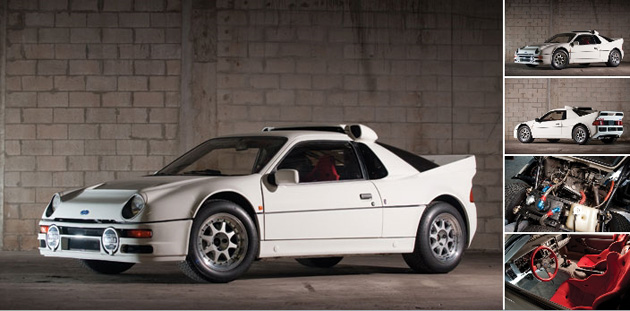 ford rs200 evolution 1986 Ford RS200