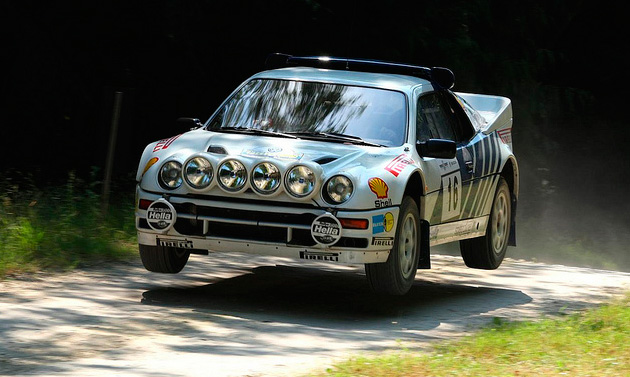 ford rs200 rally group b Ford RS200