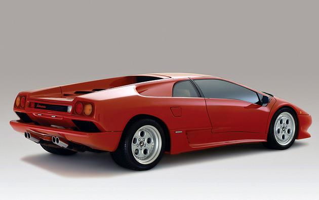 1990 lamborghini diablo 2 Lamborghini Diablo, o original