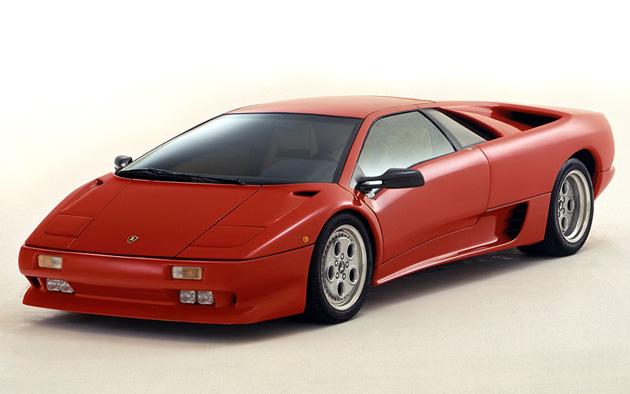 1990 lamborghini diablo Lamborghini Diablo, o original