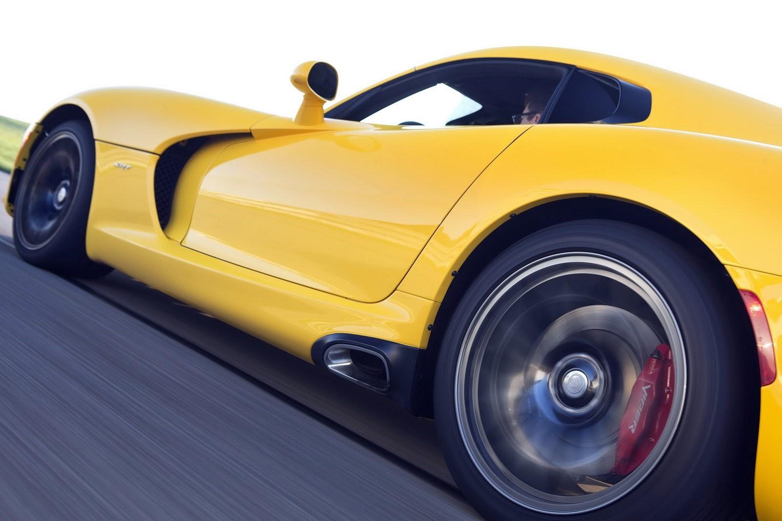 2013 SRT Viper 14 2013 STR Viper