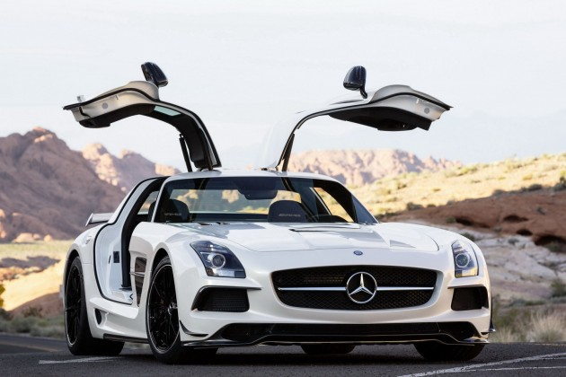 mercedes sls amg black series 1 630x420 SLS AMG Coupe Black Series, (C 197), 2012