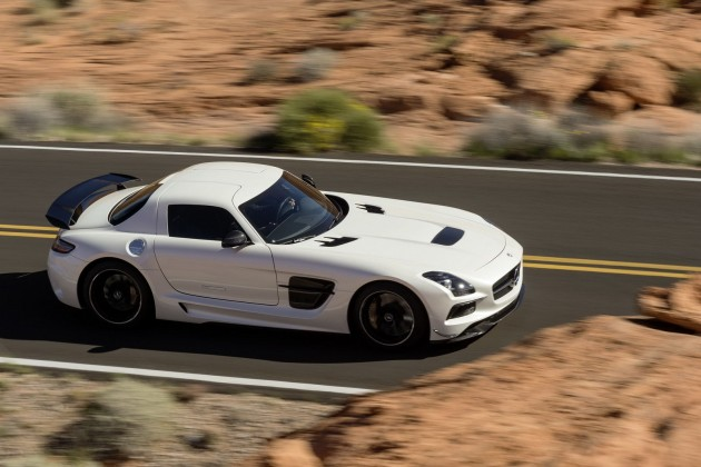 mercedes sls amg black series 11 630x420 SLS AMG Coupe Black Series, (C 197), 2012