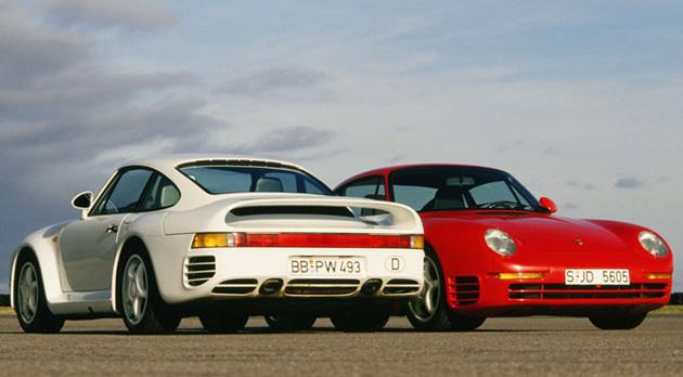 porsche 959 Porsche 959
