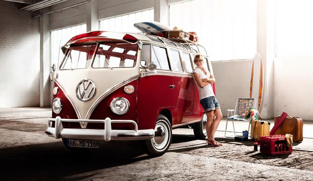 vw t2 pao de forma O princípio e o fim do famoso VW Pão de Forma