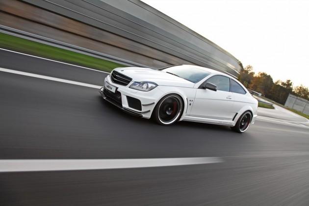Vath Mercedes V63 Coupe BS E1 630x420 Melhorar o Mercedes Benz C63 Coupé AMG Black Series