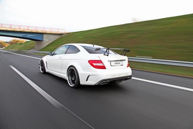 Vath Mercedes V63 Coupe BS E2 630x420 Melhorar o Mercedes Benz C63 Coupé AMG Black Series
