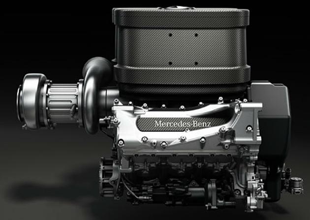 motor turbo f1 O primeiro motor turbo para a F1 já foi apresentado