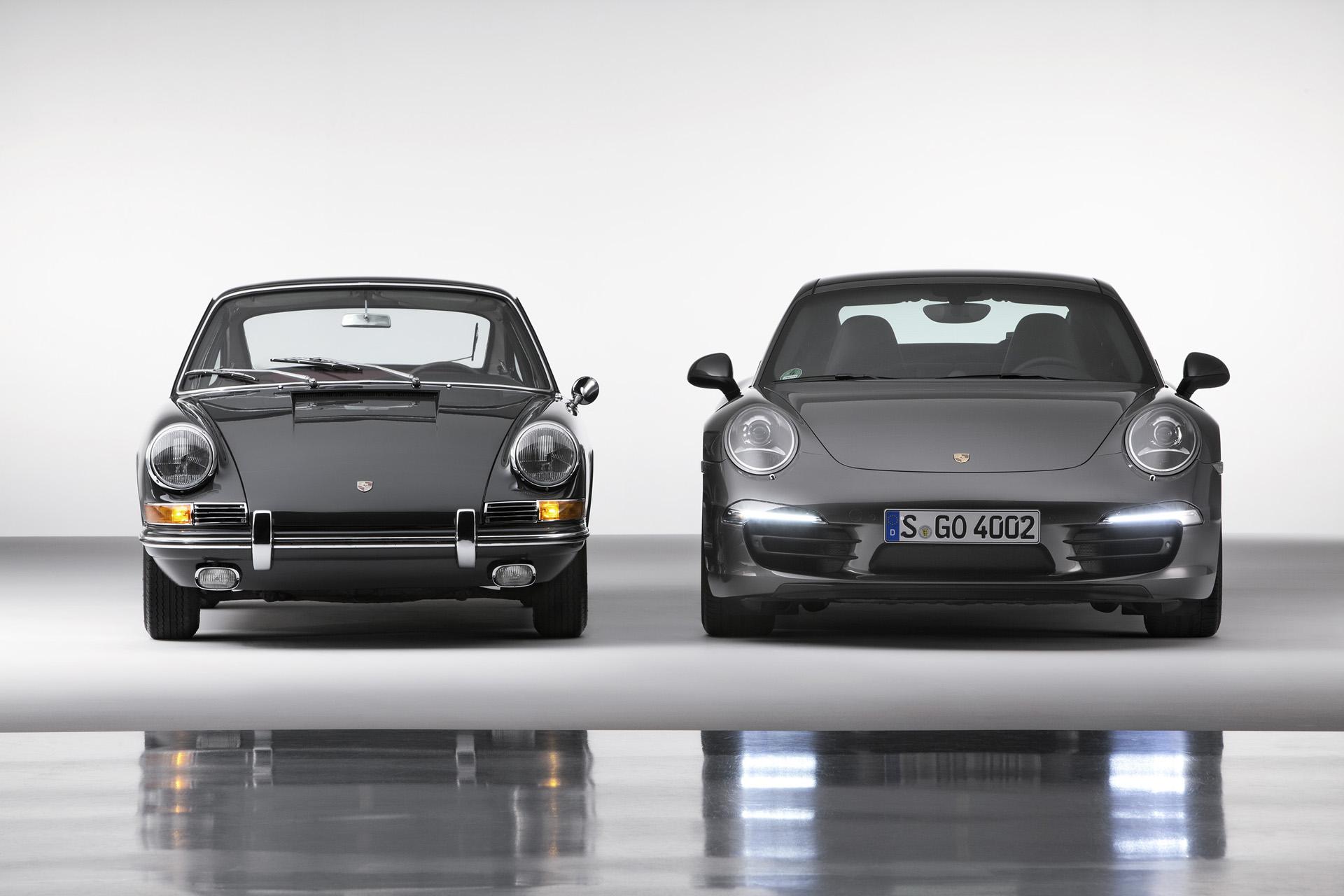 008 50 years of porsche 911 50 anos do Porsche 911
