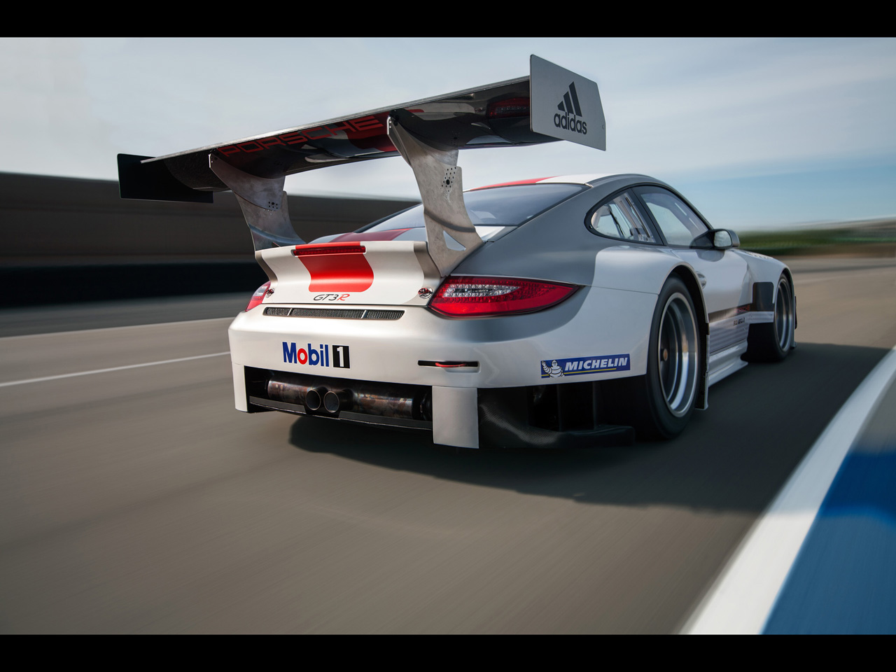 2013 Porsche 911 GT3 R Motion 5 Porsche 911 GT3 R