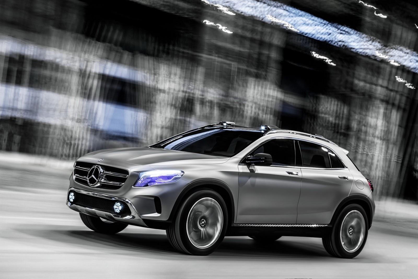 Fotografia de mercedes benz gla 28 autoblog for Mercedes benz pt