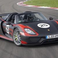 2015 porsche 918 spyder 01 200x200 Fotografias do novo Porsche 918 Spyder