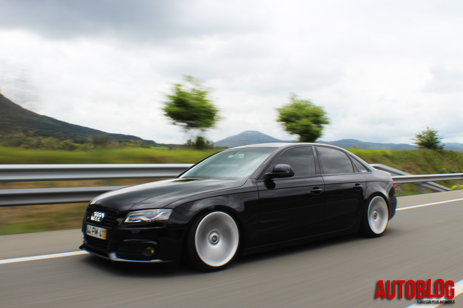 audi a4 bari 12 Audi A4 B8 Stanced @Nothernfest Annual Metting
