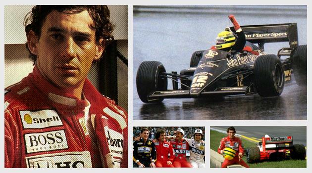 ayrton senna Fórmula 1 recorda Ayrton Senna em vídeo