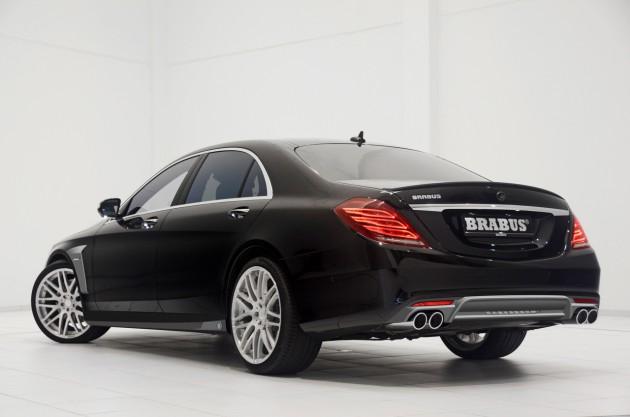 brabus s class 2014 006 630x417 Brabus revela os seus Classe S