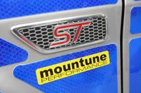 images A empresa Mountune tem novos kits de potência para o Fiesta ST e Focus ST