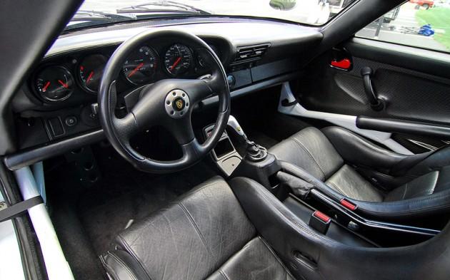 1996 Porsche 911 GT1 (993) Road car