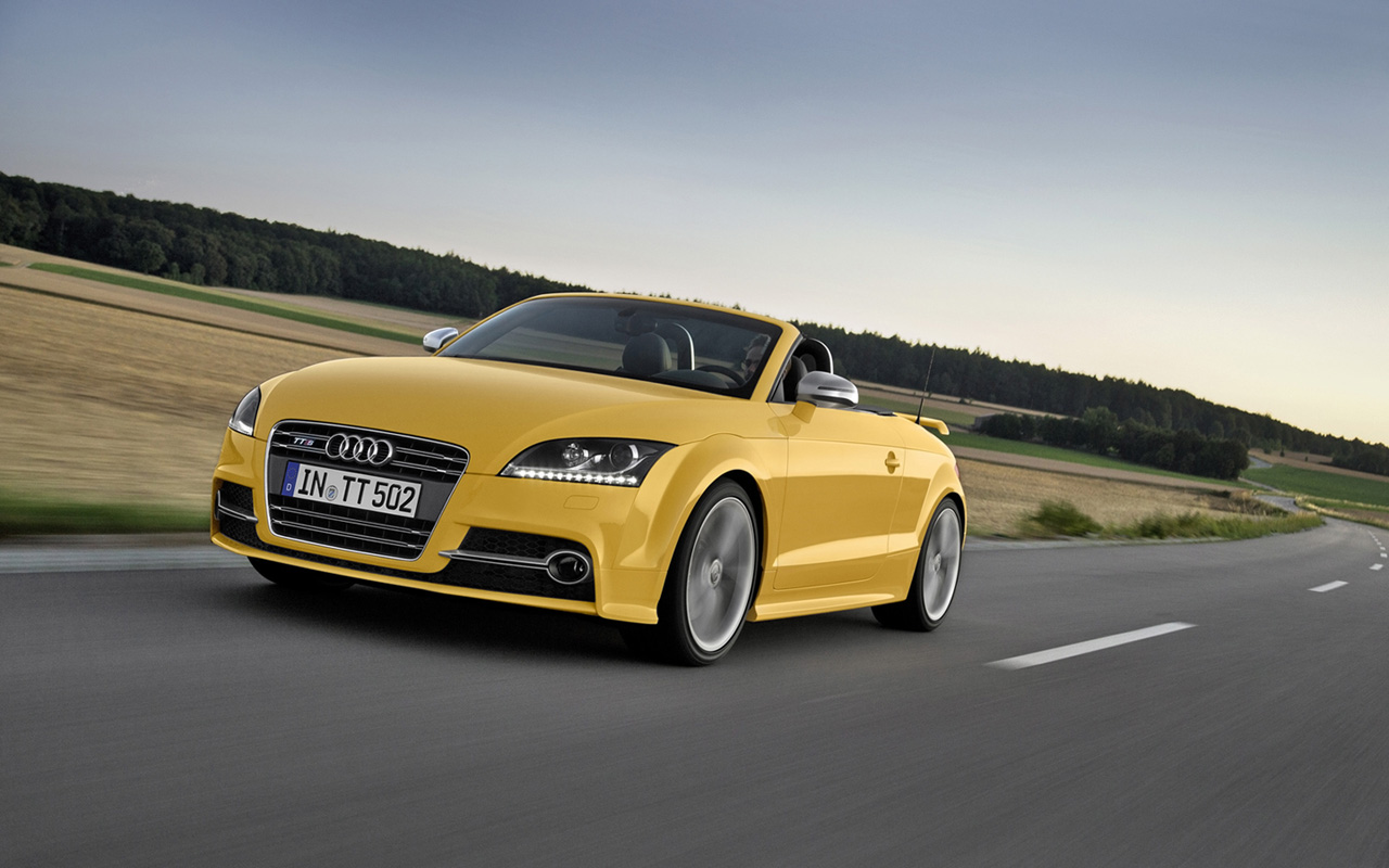 2014 Audi TTS competition Roadster 7 Audi TTS Competition