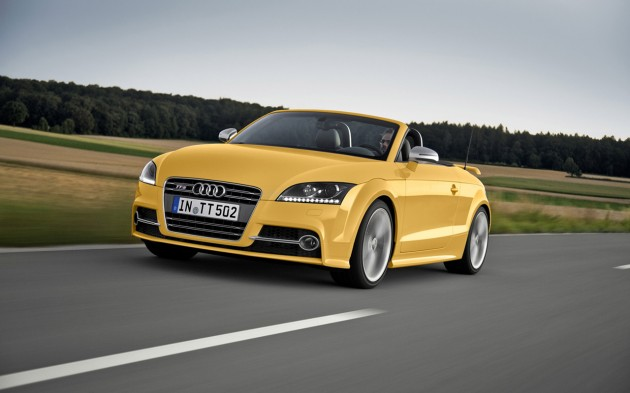 2014 Audi TTS competition Roadster 8 630x393 Audi TTS Competition