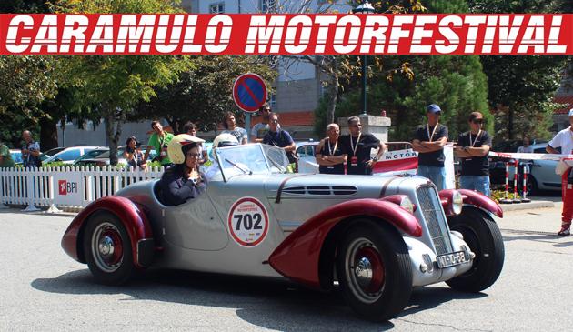 caramulo motorfestiva classicos 8º Caramulo Motorfestival