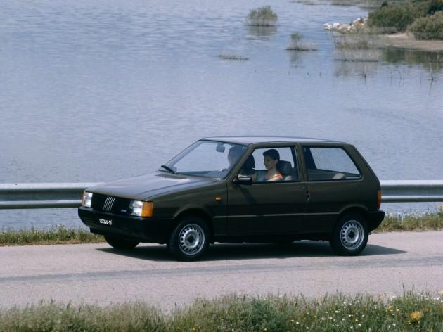 1983 Fiat Uno 1 630x472 Fiat Uno e Fiat Uno Turbo i.e.