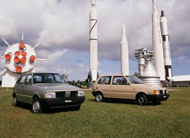 45 fiat uno 1983 01 b 630x456 Fiat Uno e Fiat Uno Turbo i.e.