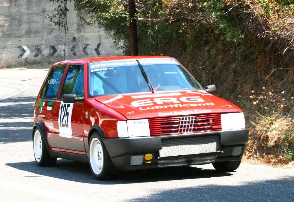 Fiat Uno E Fiat Uno Turbo I E