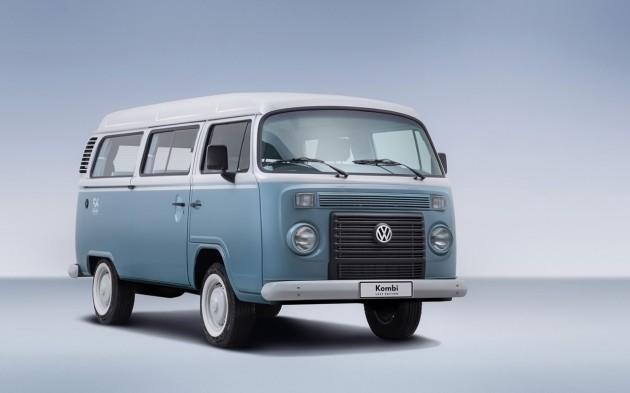 2013 Volkswagen Kombi Last Edition 1 630x393 Volkswagen Kombi Last Edition