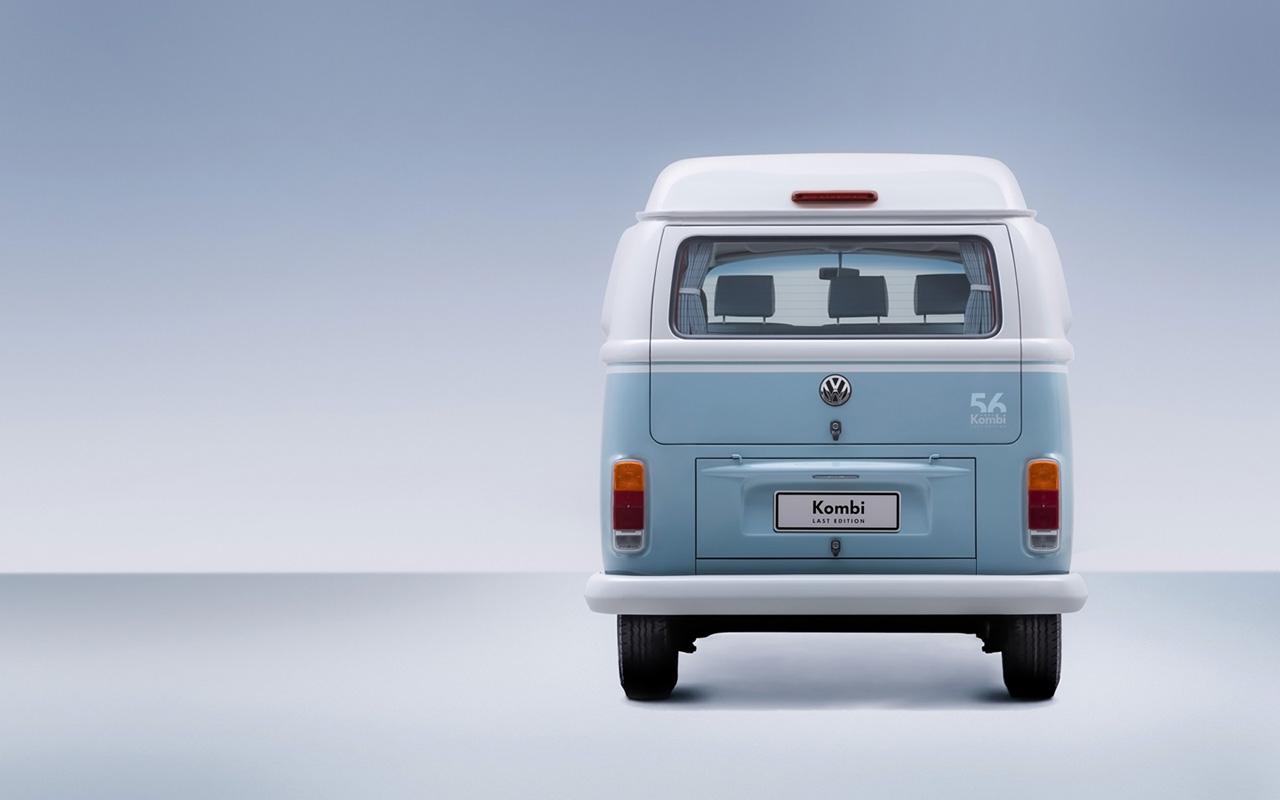 2013 Volkswagen Kombi Last Edition 2 Volkswagen Kombi Last Edition