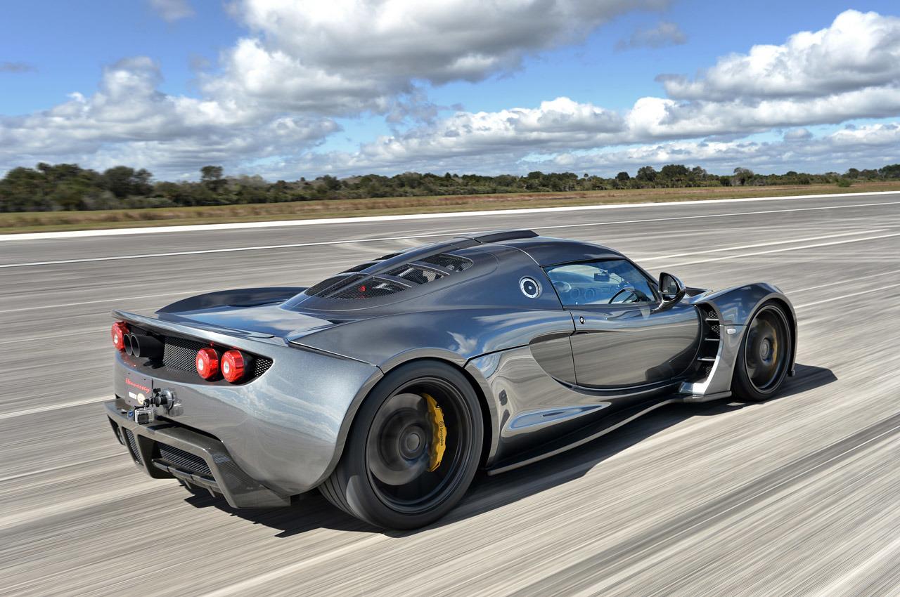 hennessey venom gt 2 O carro mais rápido do mundo